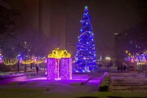 Снежен Благоевград 2017г от Events & Decor DIamanti