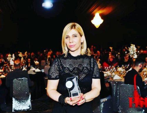 Events Dеcor Diamanti с награда за най-успешна агенция за дизайн и декорация в тематичните събития!