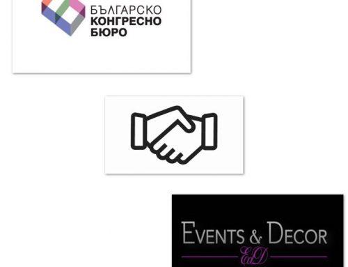 Агенция Events & Decor Diamanti стана официален член на Българското конгресно бюро!