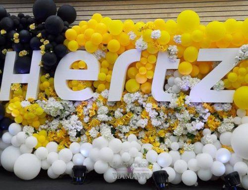 Hertz/Аутотехника за 3-та поредна година с пищно лятно парти
