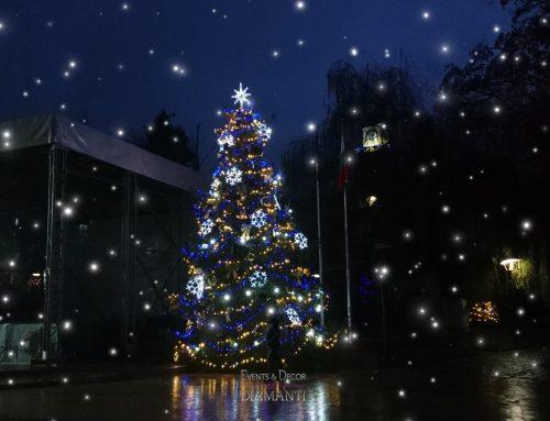 Коледа дойде и в Чепеларе