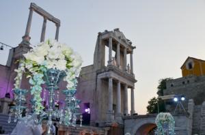 Юбилей в Античен театър, Пловдив