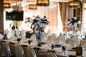"Юбилей ""Гетсби Парти"" от Events&Decor Diamanti"