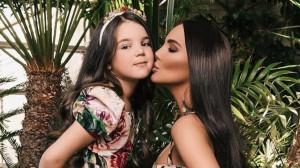 Дъщерята на Николета Лозанова стана на 6