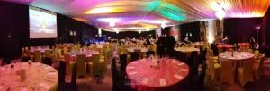 Парти на Нурофен в София Организатор: Брандеа Декорация: Events&Decor Diamanti, х-л Маринела
