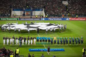 Шампионска лига - Лудогорец- Реал Мадрид